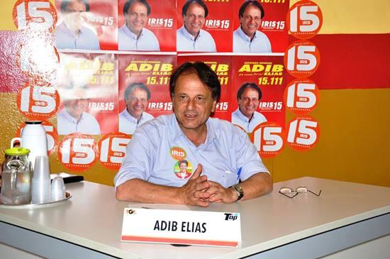 Adib Elias - Coletiva
