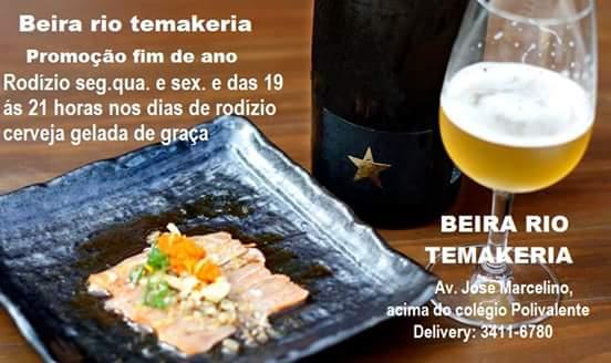 Beira Rio Temakeria