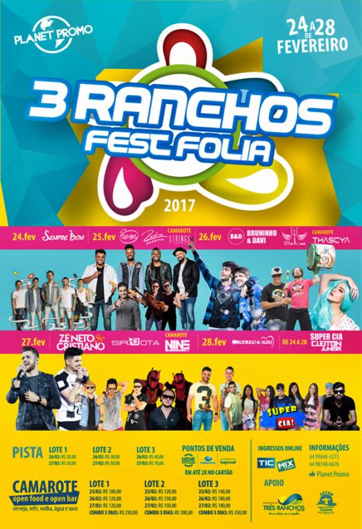 Carnaval de Três Ranchos