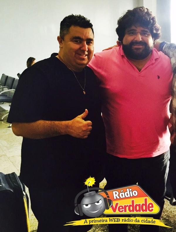 Cesar minotti e Fabiano