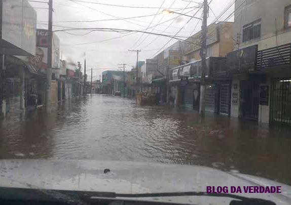 Chuvas 22 de Janeiro 17