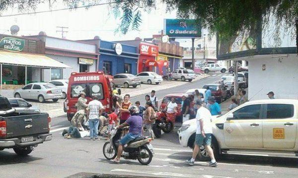 23a3057ecf0b7 Os sábados de Catalão já não são os mesmos, o trânsito está ficando cada  vez mais intenso, e na manhã de hoje foi registrado mais um acidente de  trânsito, ...