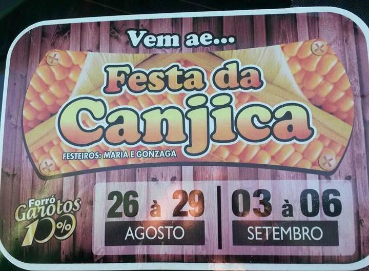 Festa da Canjica 2015