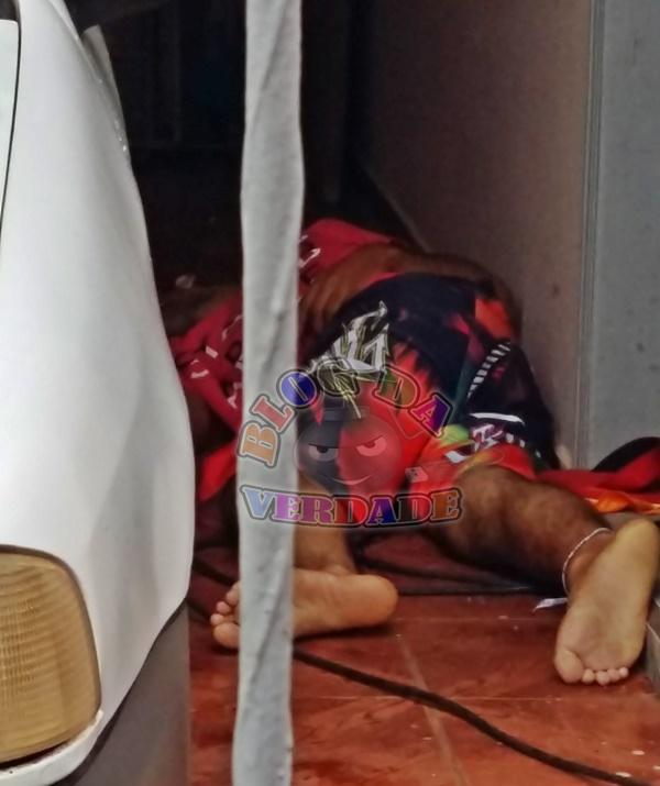 Homicídio no B. Nossa Senhora de Fátima