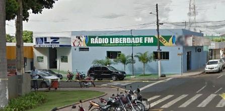 Liberdade FM prédio