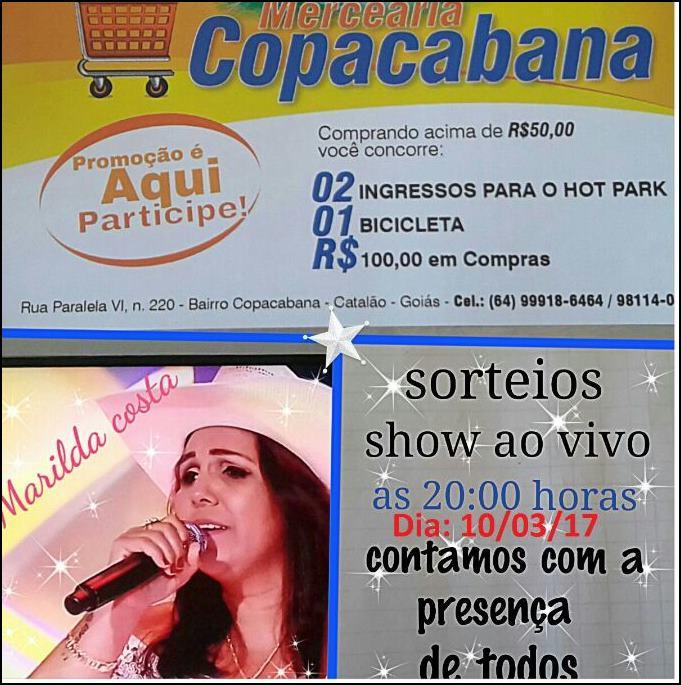 Mercearia Copacabana oo
