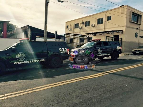 Policia GT 3