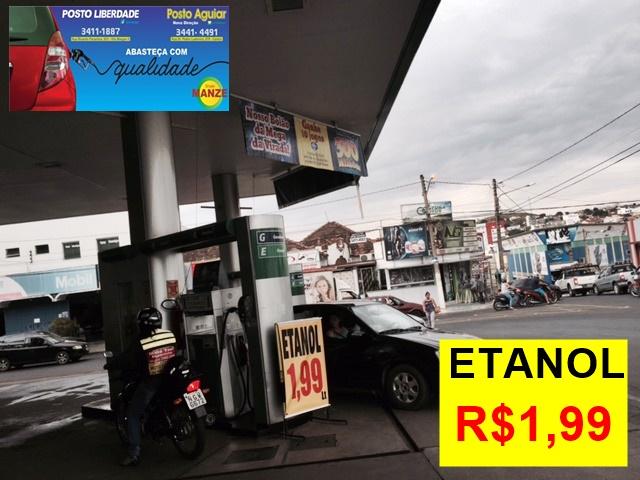 Posto Aguiar - 1,99