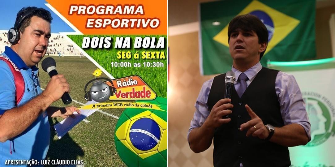 Programa Dois na Bola - Rogério