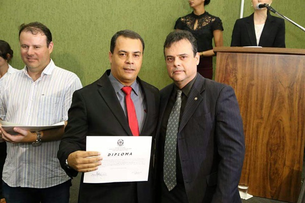 Vereador Jair Humberto (PROS)