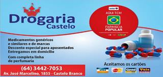 Drogaria Castelo