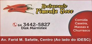 Restaurante Pimenta Doce