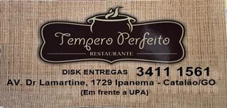 Restaurante Tempero Perfeito