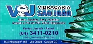 Vidraçaria São João